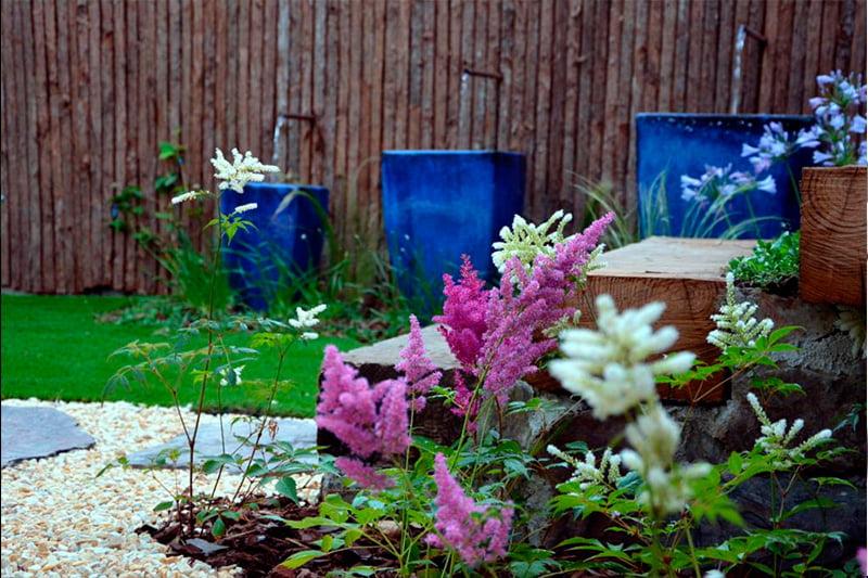 diseño jardines pequeños | Monique Briones - Paisajista